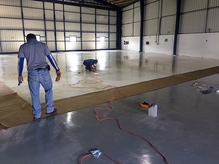 Flooring Rhino Linings Protective Coatings