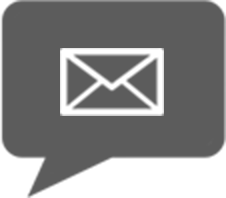 General icon of an email.